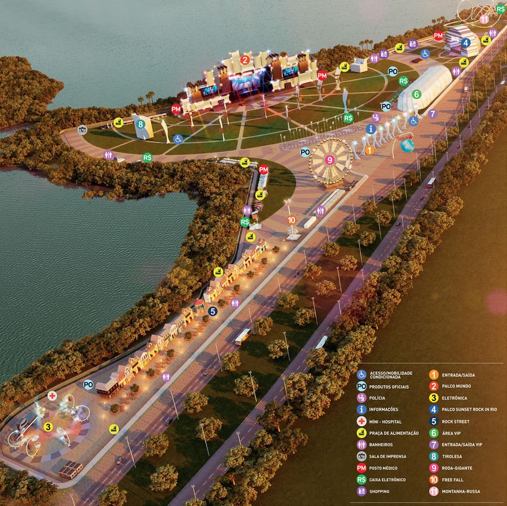 Mapa-da-Cidade-do-Rock