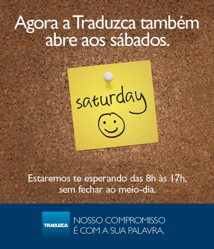 Traduzca sábado