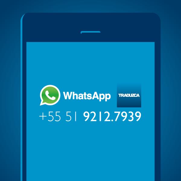 WhatsApp-Tradução-Traduzca