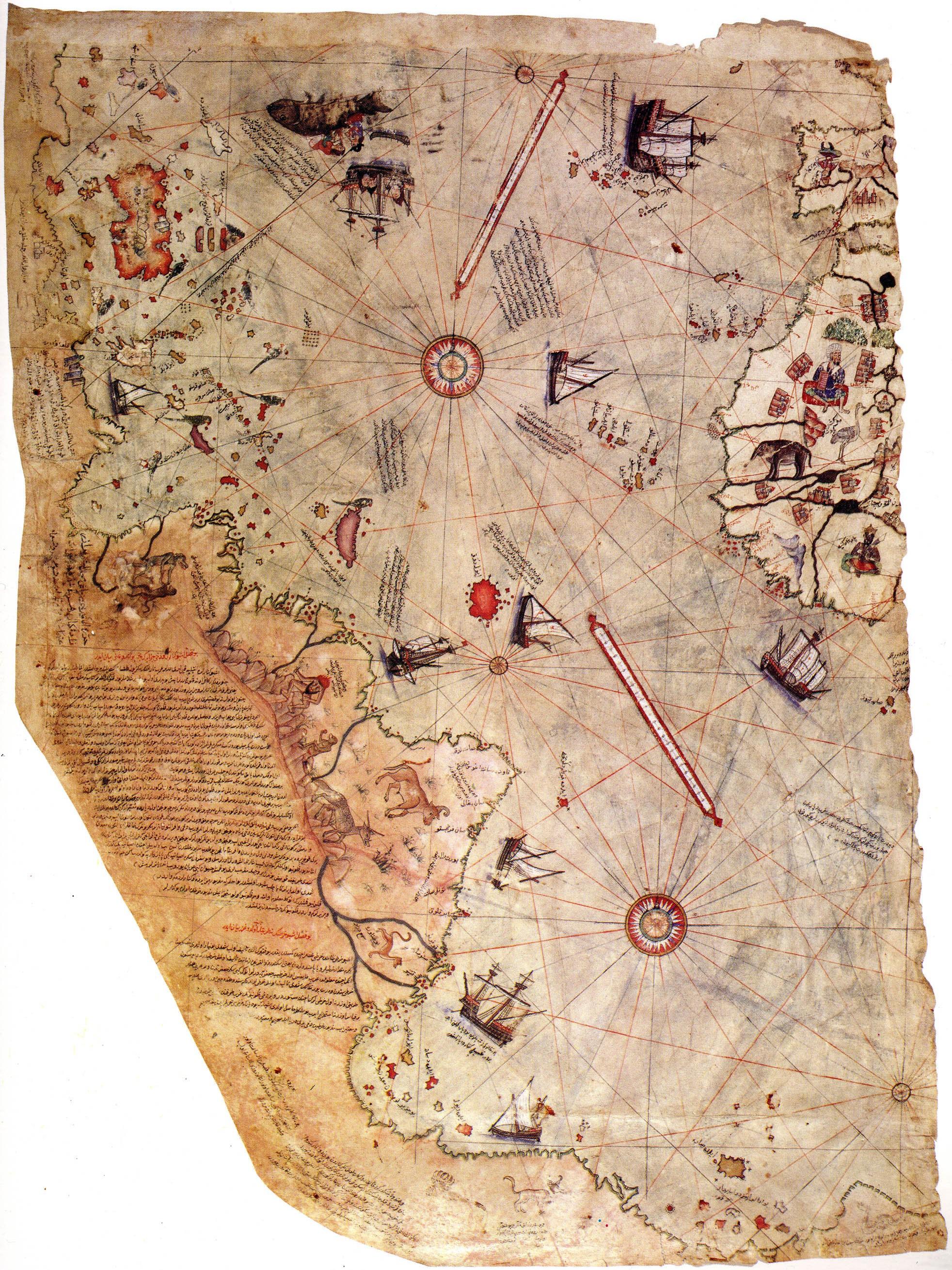 mapa-piri-reis